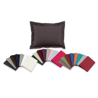 smoothweave tailored pillow sham