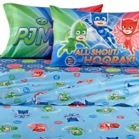 PJ Masks Sheet Set | Bed Bath & Beyond