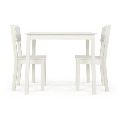 white table chairs visitor chair design sets buybuy baby tot tutors curious lion 3 piece set in