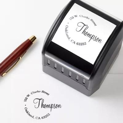 ink stampers bed bath