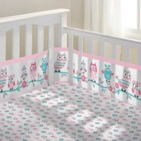 Crib Bedding Sets > BreathableBaby Owl Fun 3-Piece ...