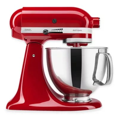 kitchen aid attachments outdoor with pizza oven mixers bed bath and beyond canada kitchenaid artisan 5 qt stand mixer