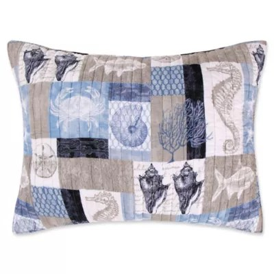 quilted pillow shams bed bath beyond