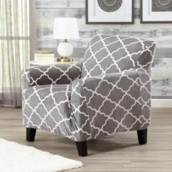 Chair Covers Malta Wood Parts Manufacturer Recliner Slipcovers Dining Room Bed Bath Great Bay Home Magnolia Velvet Plush Strapless Slipcover