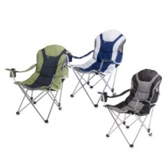 Picnic Time Sports Chair Executive Parts Names Reclining Camp Bed Bath Beyond