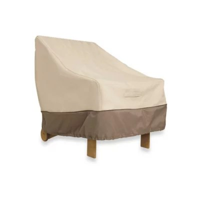 bed bath and beyond patio chair covers reclining theaters mountain view classic accessories veranda cover