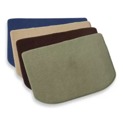memory foam kitchen mats accent table microdry luxury mat bed bath beyond