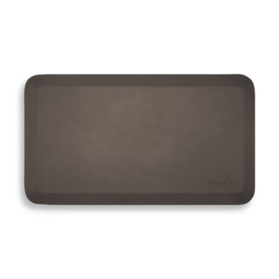 grey kitchen mat small kitchens ideas mats accent rugs comfort floor bed bath beyond gelpro newlife bio foam
