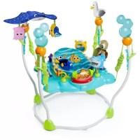 Buy Bright Starts Finding Nemo Sea of Activities Jumper ...