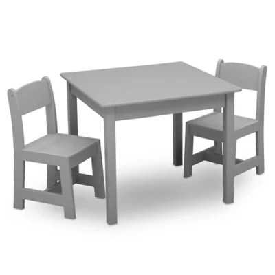 3 piece table and chair set half with ottoman delta children mysize chairs buybuy baby