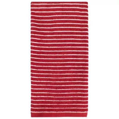kitchen towel cabinets pensacola towels bed bath and beyond canada kitchensmart colors horizontal stripe