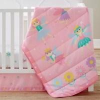 Crib Bedding Sets > Olive Kids Fairy Princess 3-Piece Crib ...