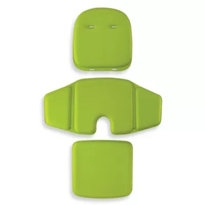 oxo tot high chair recall desk rubber wheels replacement cushion set for sprout in green