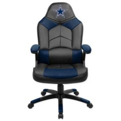 Dallas Cowboys Chair Cover Designer Covers To Go Bromley Bed Bath Beyond Nfl Oversized Gaming