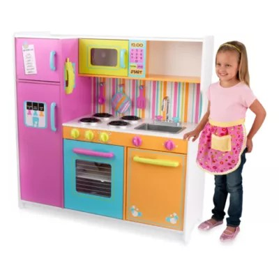KidKraft Deluxe Big and Bright Kitchen  buybuy BABY