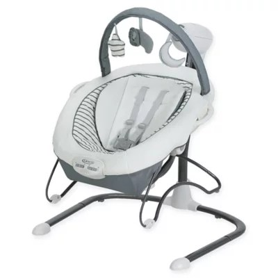 baby chair swinging model no ts bs 16 office lift graco buybuy duetsway lx swing bouncer in holt