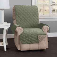 Chair Covers For Headrest Big Joe Bean Bag Filling Recliner Cover Bed Bath Beyond Great Bay Home Kaylee Reversible Quilted