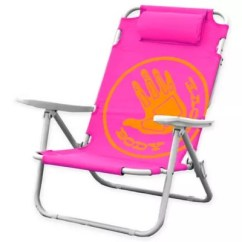 Pink Beach Chair Target Foldable Chairs Umbrellas Bed Bath Beyond Body Glove 5 Position