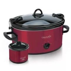 Small Kitchen Appliances Fruit Decor Bed Bath And Beyond Canada Crock Pot 6 Quart Cook Carry Slow Cooker