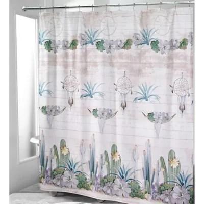 southwestern shower curtains bed bath