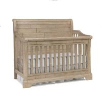 Cosi Bella Delfino 4-in-1 Convertible Crib in Farmhouse ...