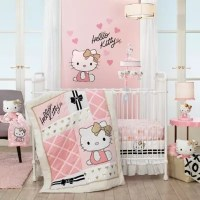 Buy Hello Kitty 3-Piece Crib Bedding Set from Bed Bath ...