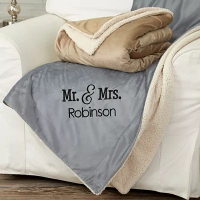personalized blankets throw blankets