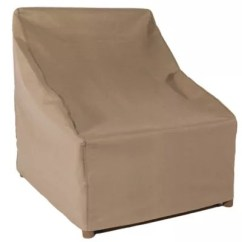 Bed Bath And Beyond Patio Chair Covers Purple Butterfly Brown Furniture Duck Essential Outdoor Cover In Latte