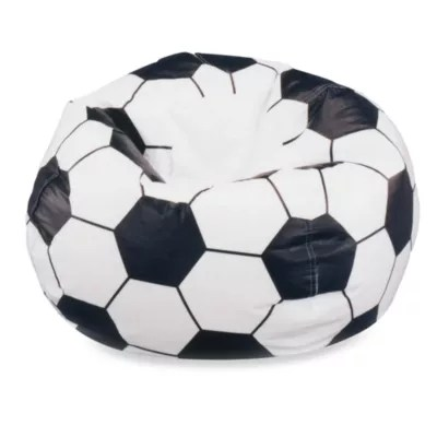 bean bag chair covers canada bistro set with swivel chairs large soccer ball cover bed bath and beyond