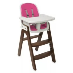 Oxo Tot Seedling High Chair Recall Zero Gravity Lounge Chairs Sprout In Pink Walnut Bed Bath Beyond