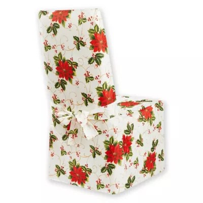 lenox christmas chair covers cheap study desk and dining room covers, slipcovers & seat | bed bath beyond