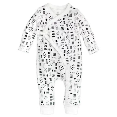 Honest Baby® Pattern Play Organic Cotton Side-Snap Kimono