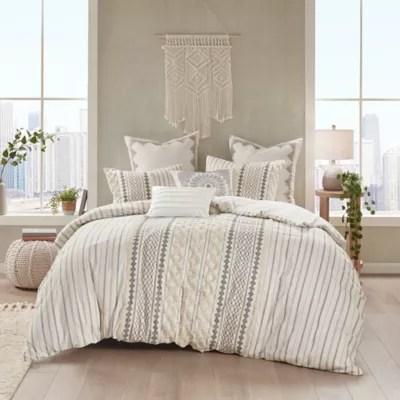 modern comforter set bed bath beyond