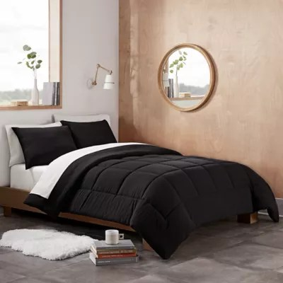 black king comforters bed bath beyond
