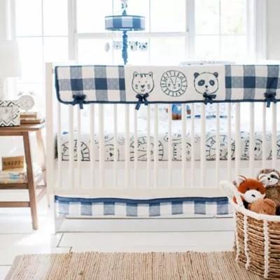 navy crib bedding bed bath beyond