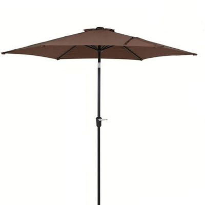 https www bedbathandbeyond com store s brown patio umbrella