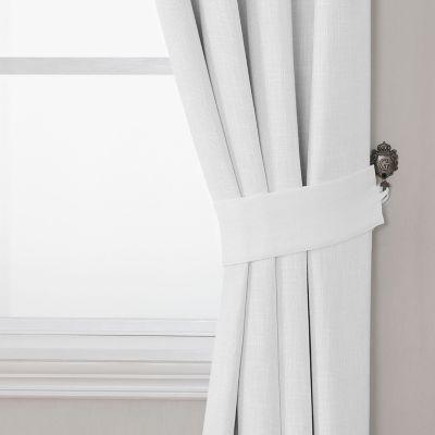curtain tie backs holdbacks bed