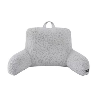 textured dean backrest pillow