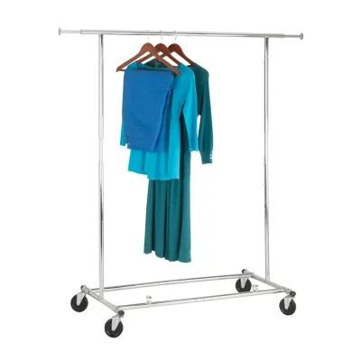 clothing racks bed bath beyond