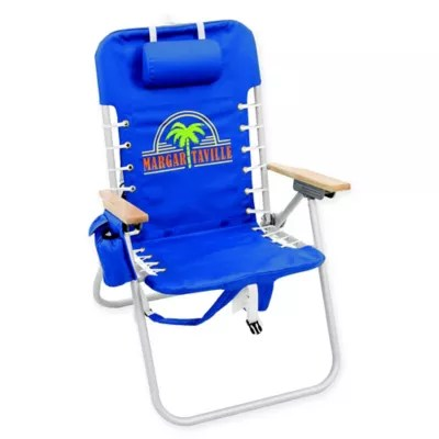 tommy bahama high boy beach chair bjs target sling tan pool chairs umbrellas bed bath beyond margaritaville hi backpack in blue
