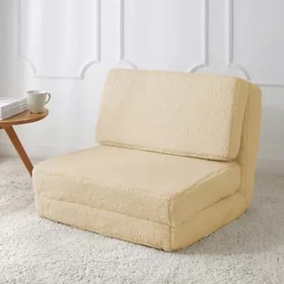 your zone flip chair target lane lift chairs bean bag futon loungers bed bath beyond urban shop sherpa lounge