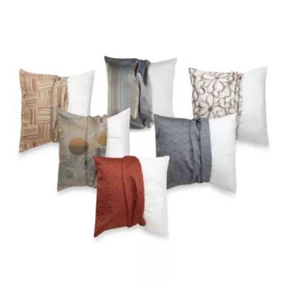 own pillow square throw pillow insert