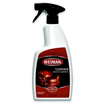 good leather cleaner for sofas sofa contemporary design weiman polish bed bath beyond