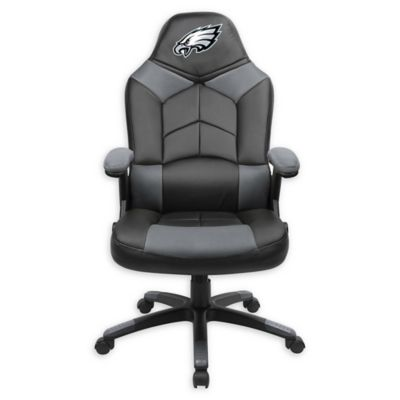 philadelphia eagles chair reupholster outdoor chairs bed bath beyond nfl oversized gaming
