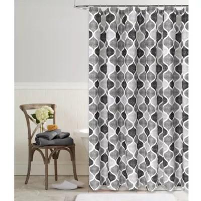 navy shower curtains bed bath beyond