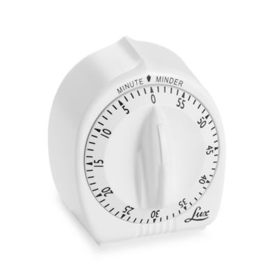 kitchen timer bench style table lux spring wound bed bath and beyond canada