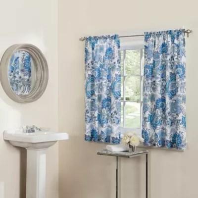 shower window curtains bed bath beyond