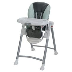 Swivel High Chair Baby Gym Ball Desk Graco Pip Buybuy Reg Contempo Slim Folding In Bennet Trade