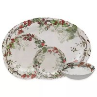 Christmas Dishes, Christmas Dinnerware, China & Sets | Bed ...