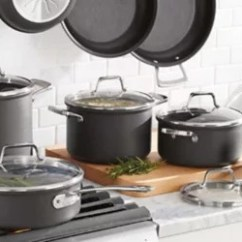 Kitchen Pots And Pans Wrought Iron Chairs Cookware Store More Bed Bath Beyond All Clad B1 Nonstick Hard Anodized Collection